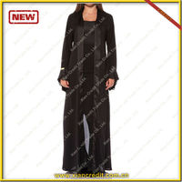 2014 latest new design abaya islamic clothes kaftan abaya dubai abaya for women KDT515