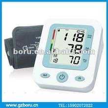 2012 newest Full Automatic wrist digital blood pressure monitor