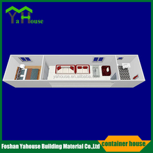 Foshan economic prefabricated construction site modular container house