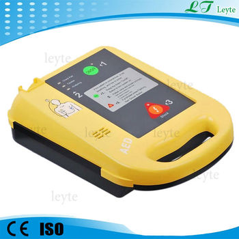 LTD7000 CE hot sale medical portable aed defibrillator for first aid