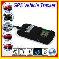 Easy Install Car GPS Tracker Security Alarm System GSM