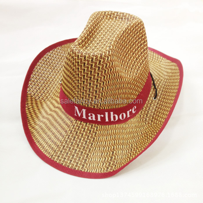 panama and foldable boater straw hat wholesale QHAT-5137