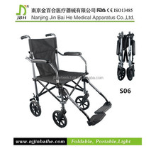 Power pack for manual wheelchair with high back