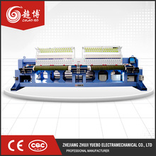 High quality industrial multi needle computerized quilting embroidery machine