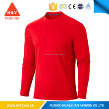 2015 Plain Cheap Promotional 100% cotton jersey blank cut and sew t-shirt --7 years alibaba experience