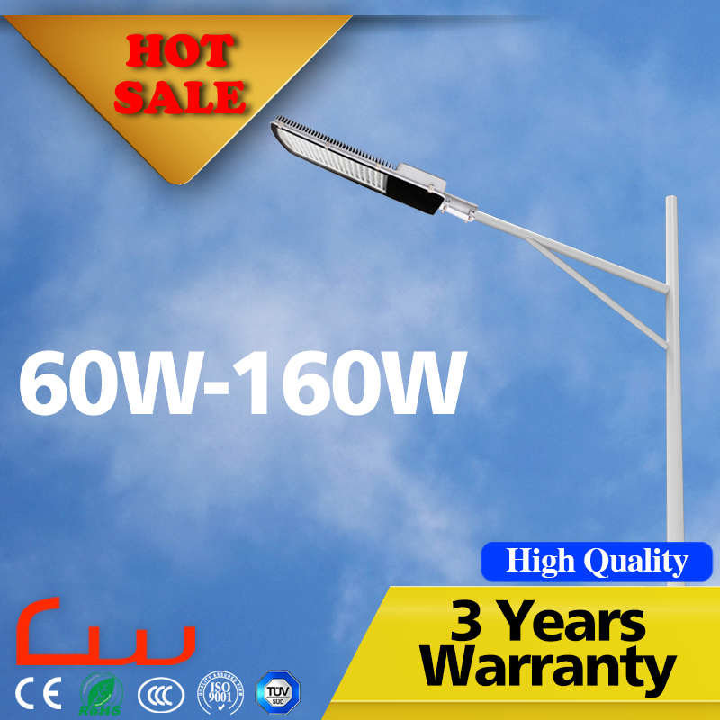Acceptable price 150watt 10M high power LED parking cost of a street light for sale