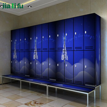 JIALIFU wholesale Christmas decorations toy gift storage locker