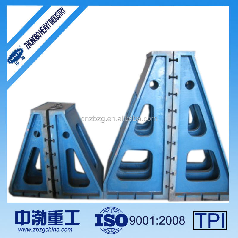 High Quality special inspection fixture Cast Iron Angle Plates