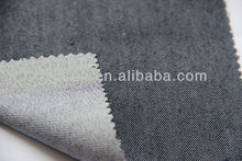 100% Cotton elastic and breathable blue jeans denim fabric 8oz