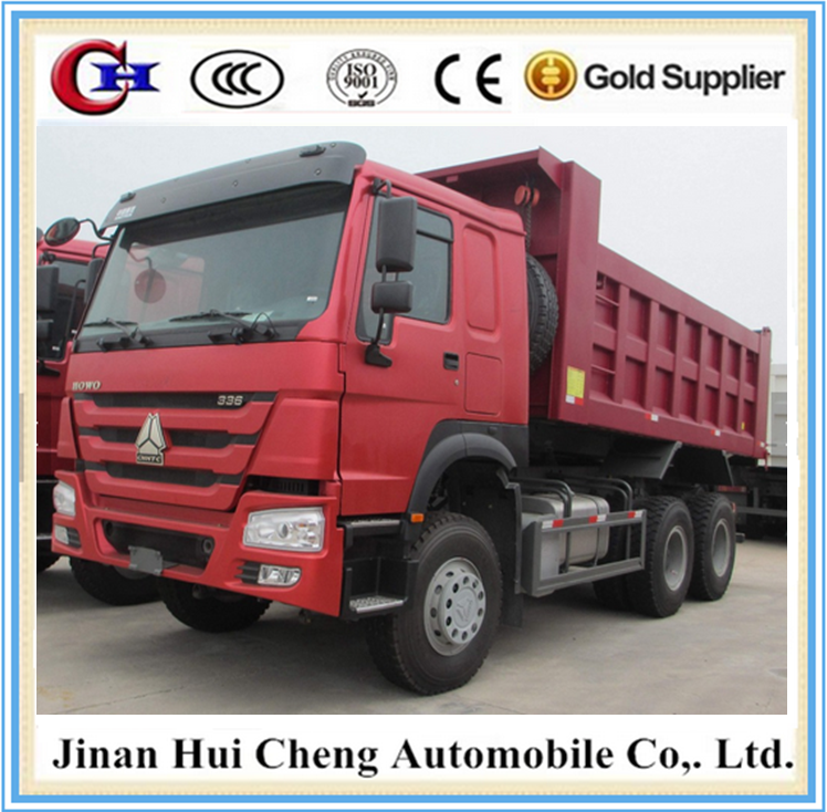 China 10 Wheels 30T Tipper/ Dump Truck 20CBM volume sand tipper truck