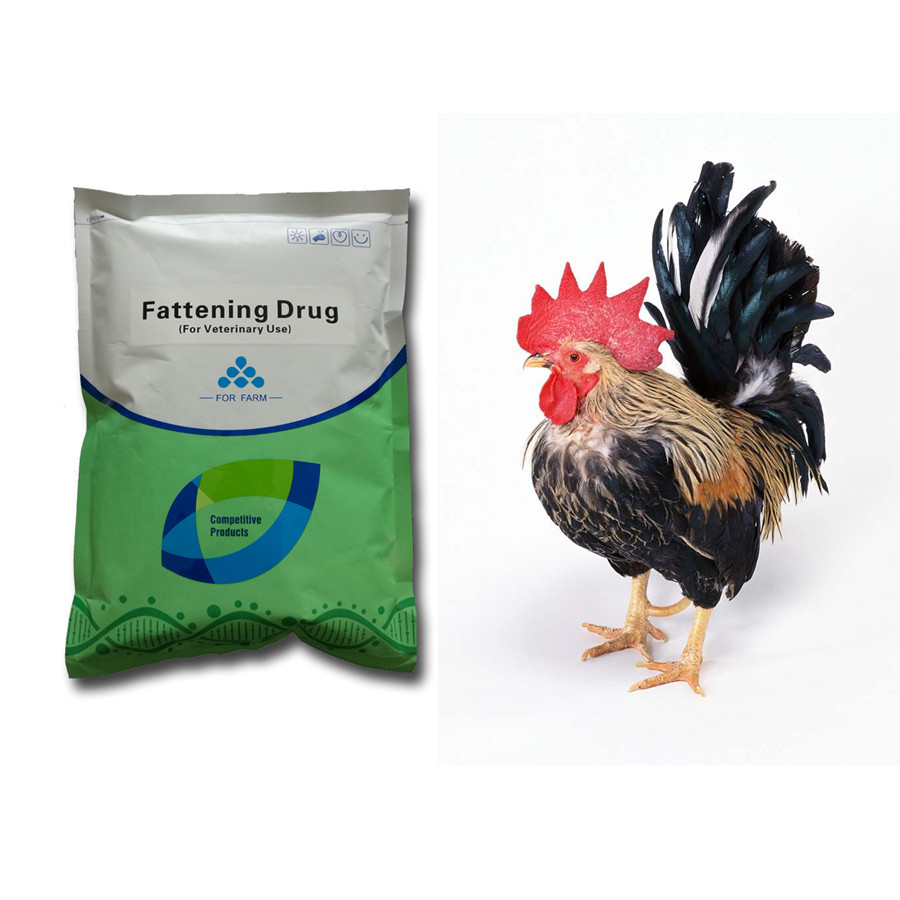 New Veterinary Products Chicken Fattener Medicine Fat Gain