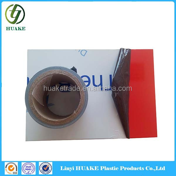 Anti Uv Screen Protector Film Roll For Pmma Profile