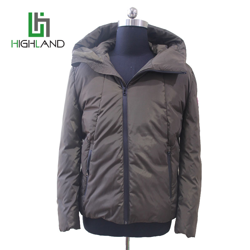 2017latest coat designs for women winter hood coat ladies quilted coat
