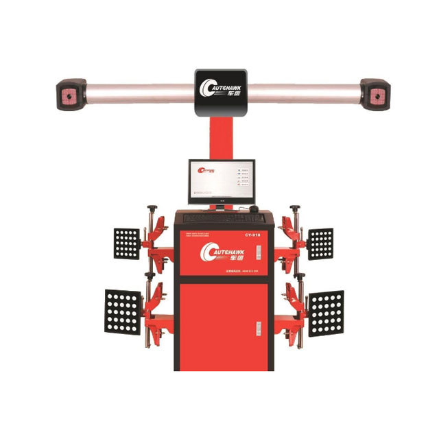 New promotion car 3d wheel aligner prices for sale and balancing machine