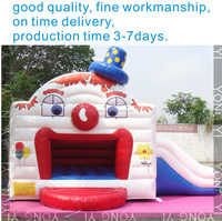 4X5M inflatable bouncer/ bouncy castle