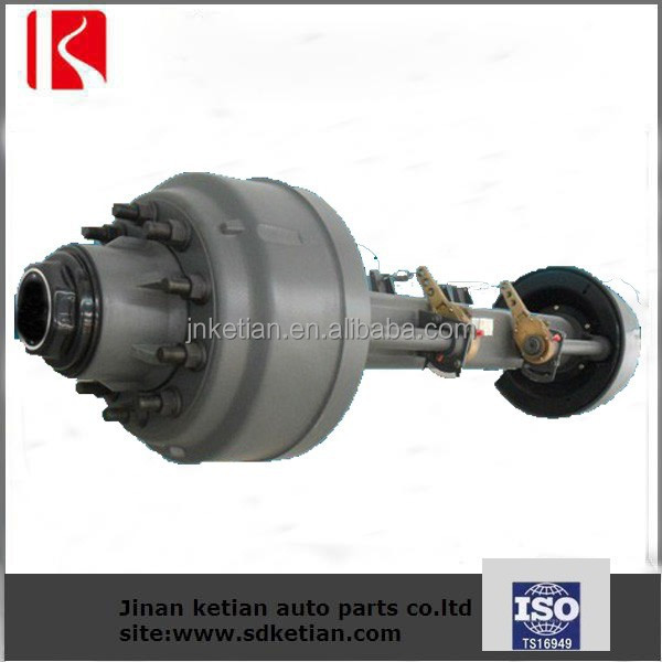 auto parts & accessories used truck and trailer axle