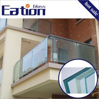Tempered Laminated Glass Laminated Safe Building Glass