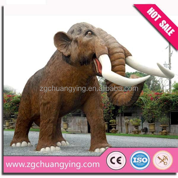 2014 Hot sale fiberglass elephant