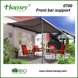 0700 aluminum awning support