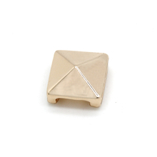 Customized Plain Rectangle Slide Charms For Bracelet SCRG086