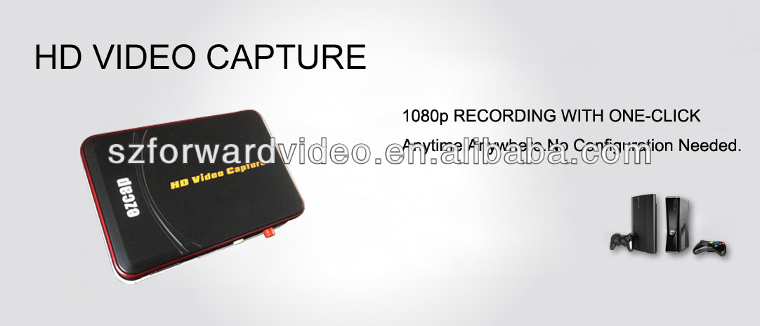 HD Game capture
