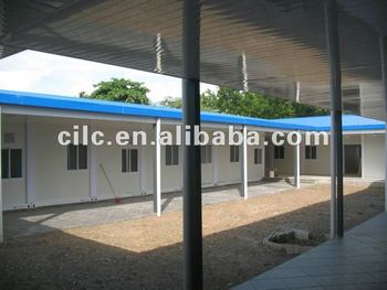 ISO LPCB ABS certification eco friendly homes for sale