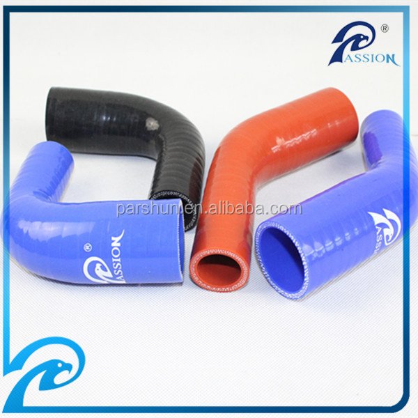 High Properties Auto Radiator Hoses, Silicone Rubber Tube For Tuning-Car