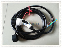 Uchen factory provide dostar euro plug with cables