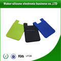 new design silicone custom business card holder