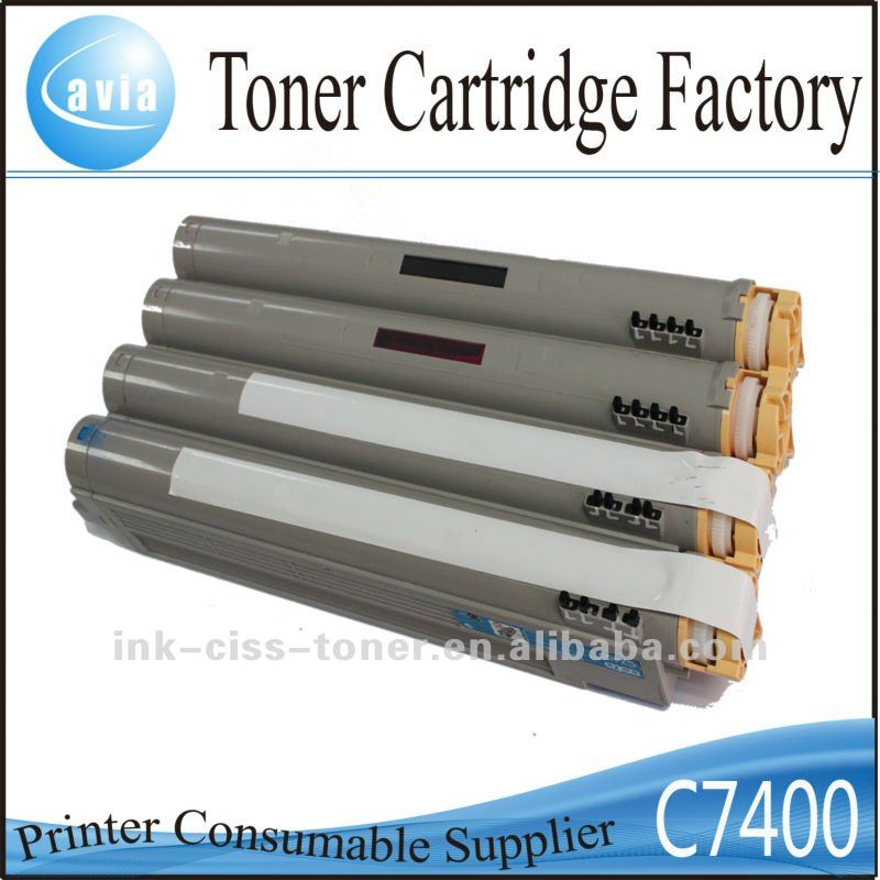 Copier consumables for OKI 7400 7300