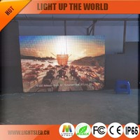 High resolution! Lights 2016 Outdoor Advertising P10 1RGB 32*16 LED Display Screen