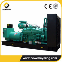 Industry Using Super Power 645Kw Genset With Cummins Engine