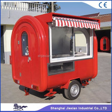 JX-FR220H the coolest camper trailer stainless steel kitchen in Shanghai for sale