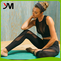 Sportswear Yoga Fitness Leggings Colorful Women Long Pants