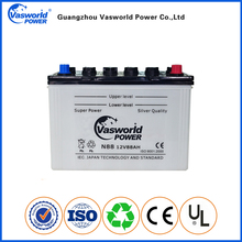 12V 88AH N88 Japan Dry Charged Car Battery