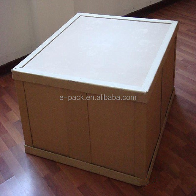 Honeycomb Paper Cardboard Box for Packaging Product with Trade Assurance