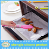 Skidproof Handle Silicone Food Tong