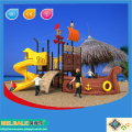 Hot sale children plastic playground slide for park