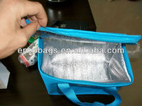 low price non woven portable thermal food warmer bag