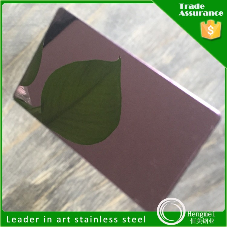 high demand products 201 stainless steel sheet foshan hengmei for furniture