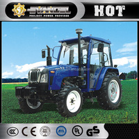 Lutong Agriculture Machinery LT554 55HP 4x4 mini small tractor