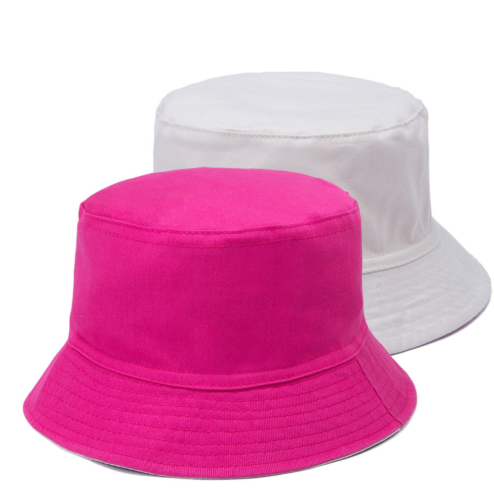 2015 Outdoor children bucket hats for children 100% cotton bob chapeau hat kids fisherman spring summer sun protection cap