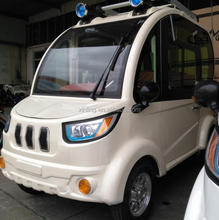 Chinese manufacturer 4 wheels electric car for sale