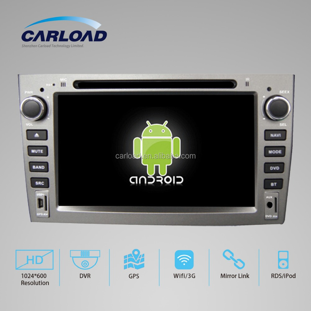 Android 4.4.4 quad core peugeot 308 2 din car dvd gps for peugeot 408