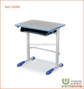 School table study desk and Chair School Furniture for Classroom set