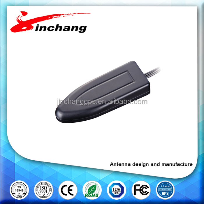 (Manufactory) Auto /Car/Vehicle GPS&GSM Combination Antenna JCB009 with SMA