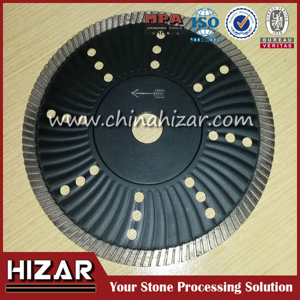 180mm diamond saw blade wet for cutting ceramic tile and marble