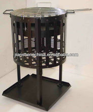 Fire Basket BBQ Grill
