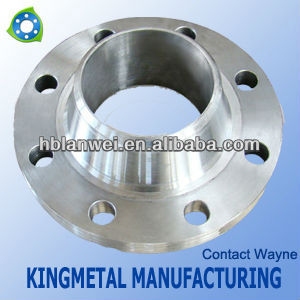 GOST CS CT20 Forged Carbon Steel Welding Neck Flange