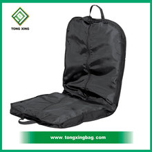 Hot sale custom cheap price high quality polyester garment bag, Suit cover